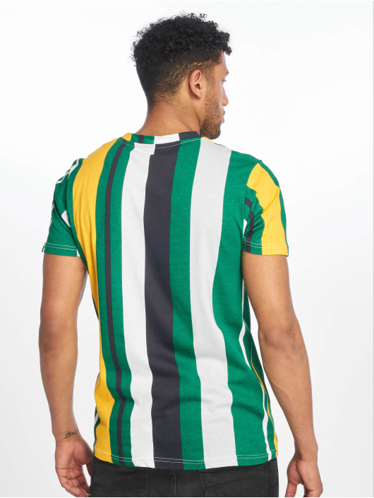 Southpole T-skjorter Vertical Block grøn