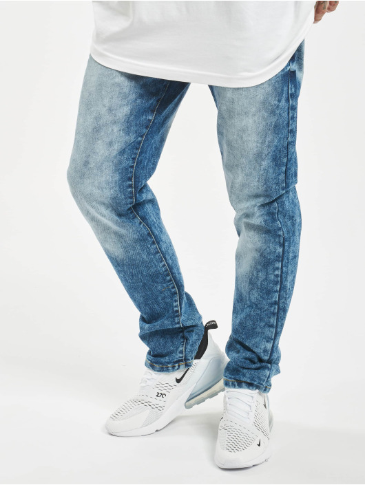 Southpole Vaqueros rectos Stretch Basic Denim azul