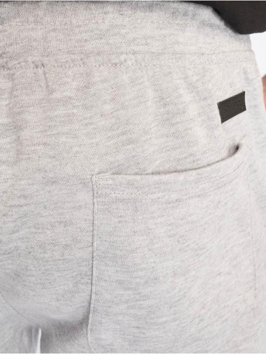 Southpole Verryttelyhousut Basic Tech Fleece harmaa