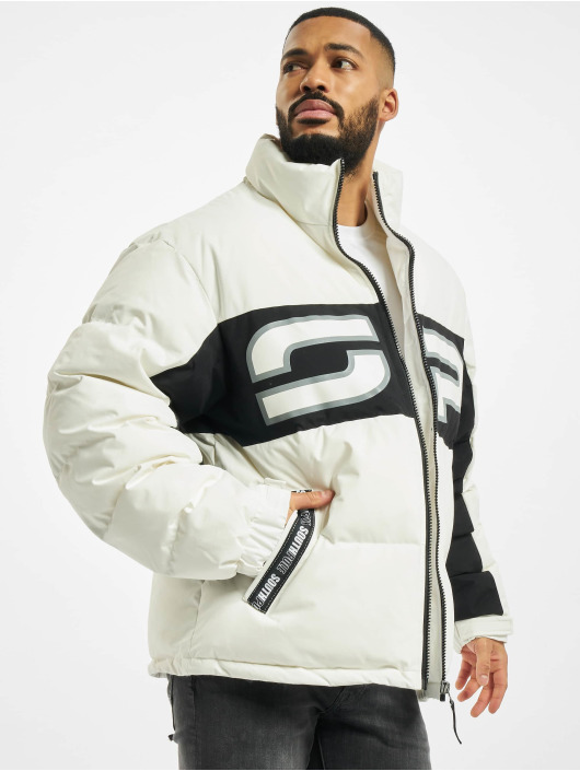 Southpole Winter Jacket Sp white