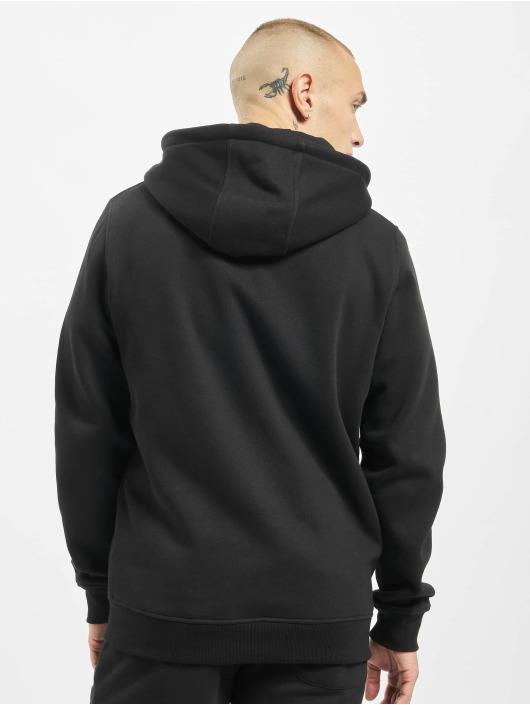 Southpole Zip Hoodie Nasa Insignia Logo black