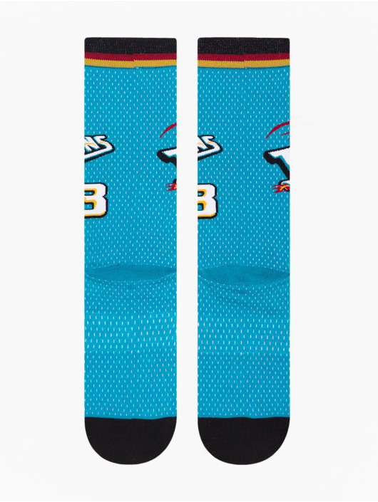 Stance Calcetines NBA On Court Collection Pistons 96 HWC azul