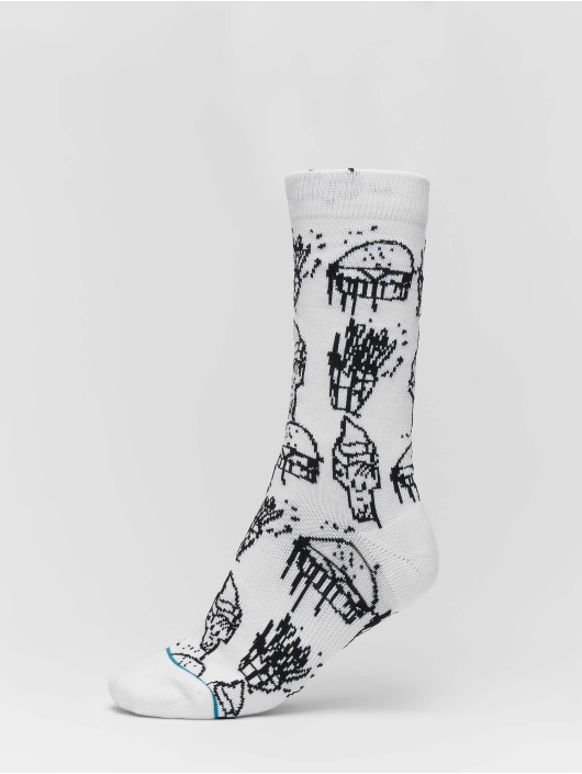 Stance Calcetines Delight blanco
