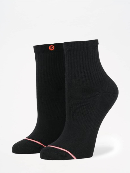 Stance Calcetines Uncommon Solids Classic Lowrider negro