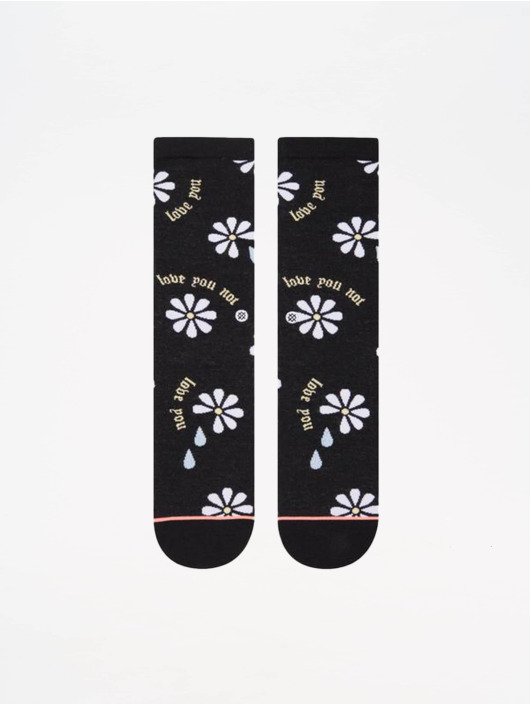 Stance Calcetines Foundation Love You Not negro
