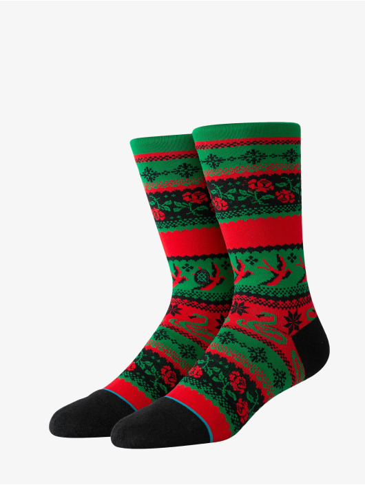 Stance Calcetines Stocking Stuffer verde
