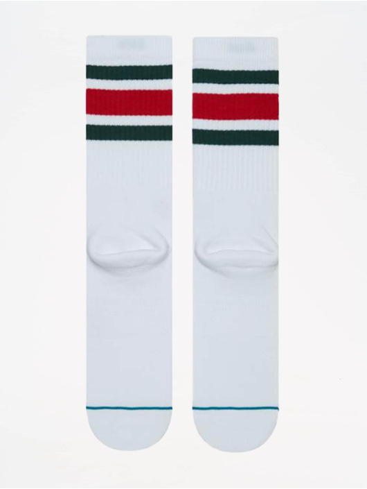 Stance Chaussettes Uncommon Solids Boyd 4 blanc