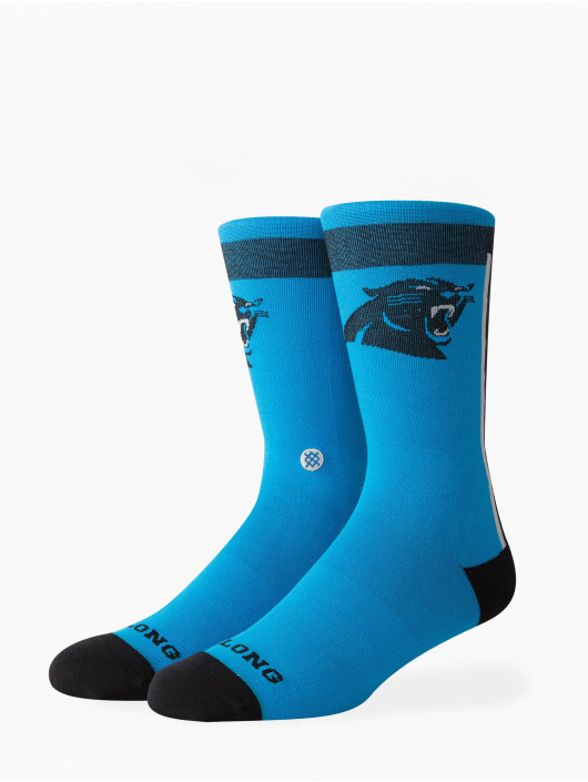 Stance Chaussettes Panthers Belong bleu