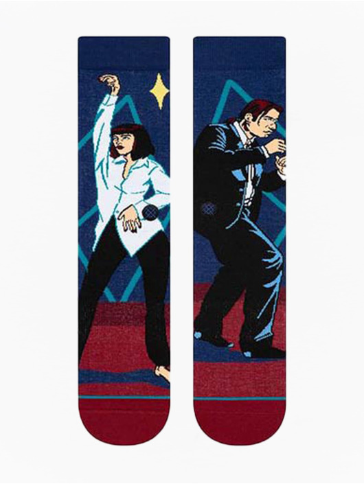 Stance Chaussettes I Want To Dance bleu