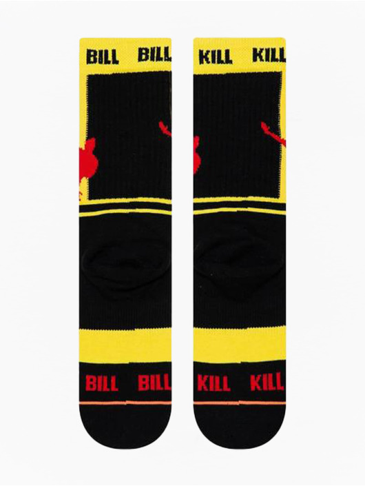 Stance Chaussettes KB Silhouettes jaune