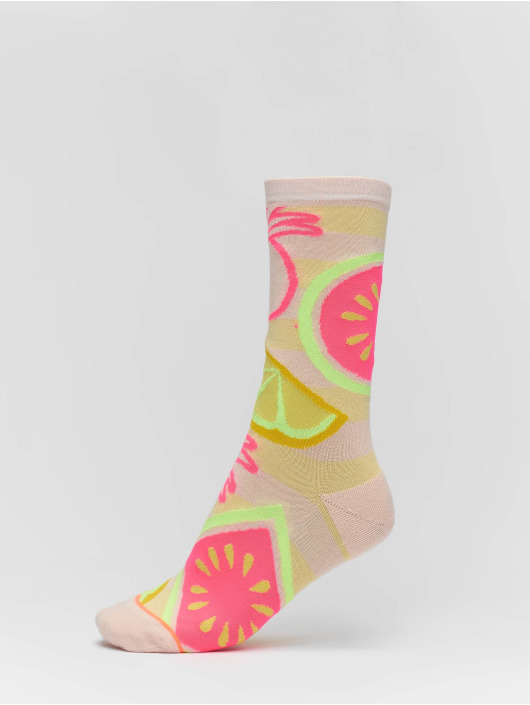 Stance Chaussettes Magical Fruit magenta