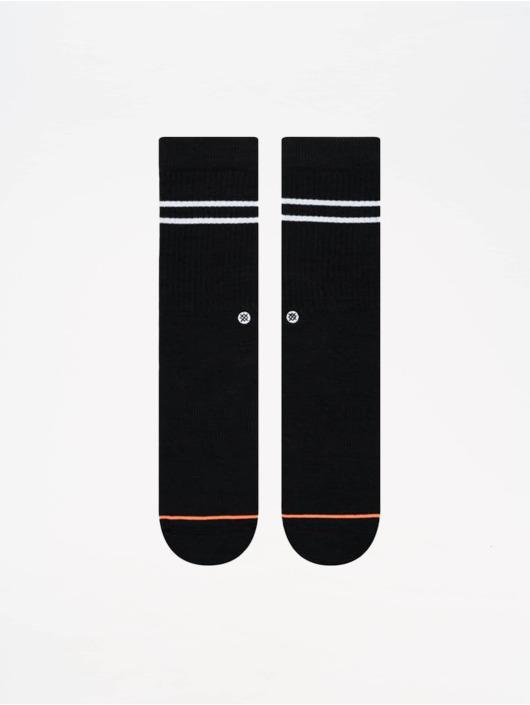 Stance Chaussettes Uncommon Solids Vitality noir