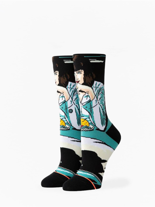 Stance Chaussettes Mia Booth noir