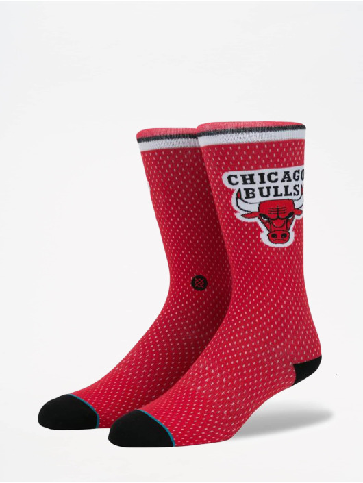 Stance Chaussettes NBA On Court rouge