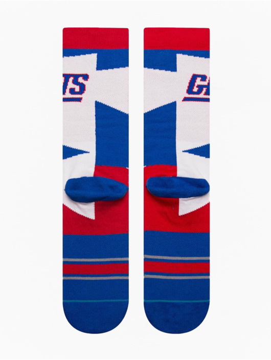 Stance Chaussettes NY Giants Retro rouge