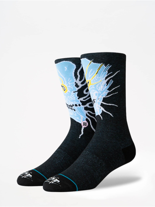 Stance Ponožky Anthem Grime èierna