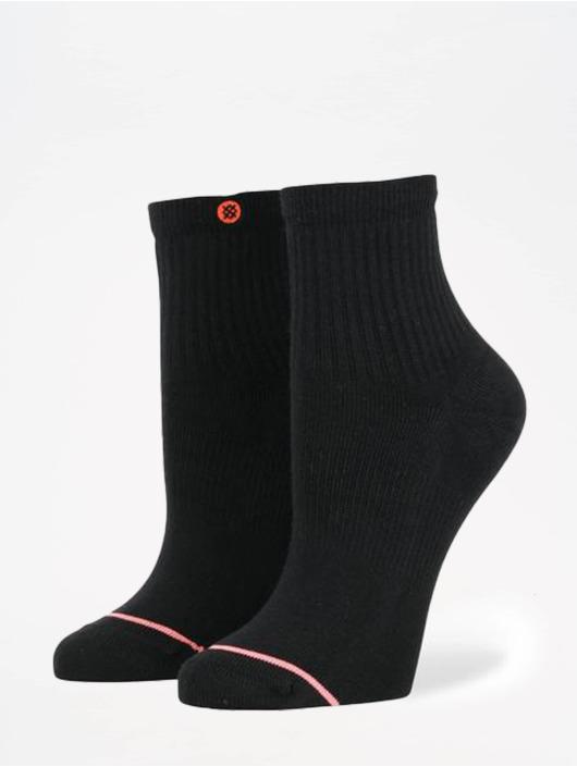 Stance Ponožky Uncommon Solids Classic Lowrider èierna