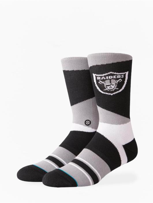 Stance Ponožky Raiders Retro èierna