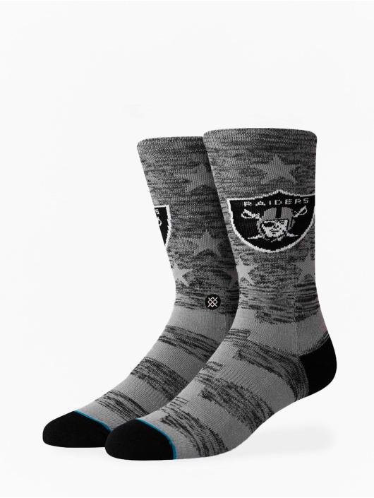 Stance Ponožky Raiders Banner èierna