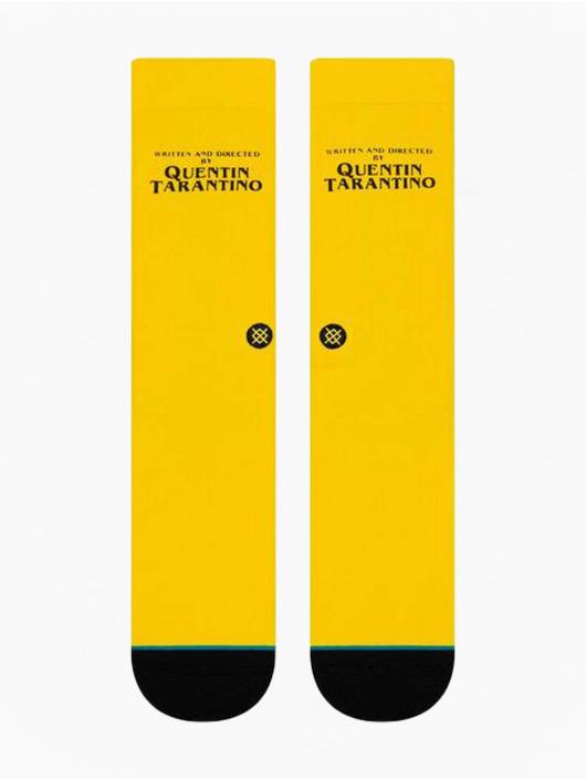 Stance Ponožky Kill Bill žltá