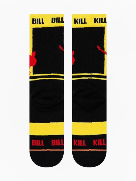 Stance Ponožky KB Silhouettes žltá