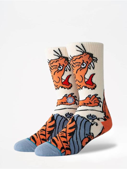 Stance Ponožky Lifestyle Bad Choice béžová