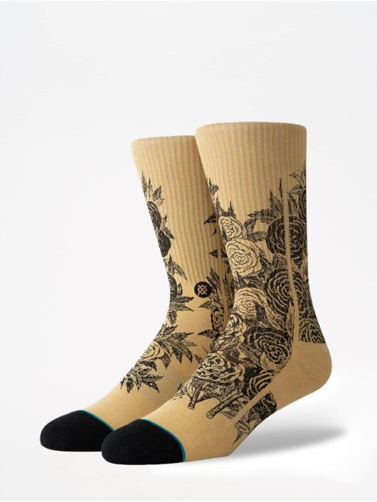 Stance Ponožky Foundation Thorn béžová