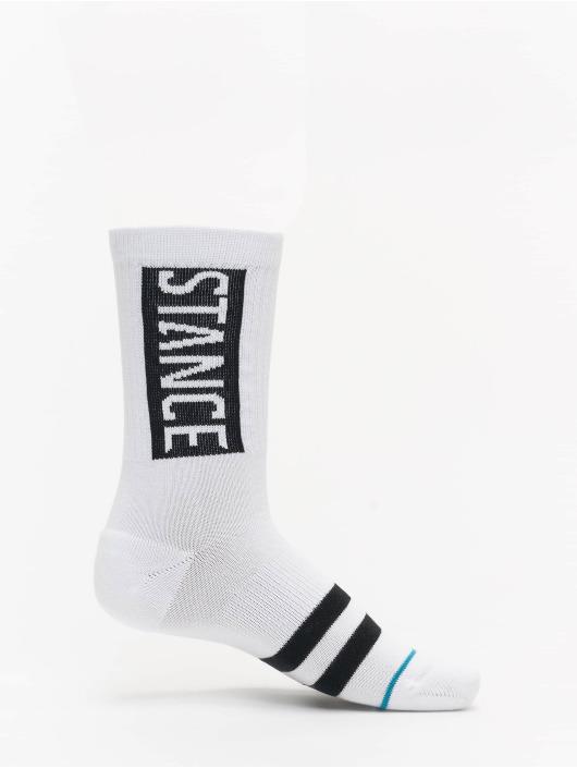 Stance Ponožky OG biela