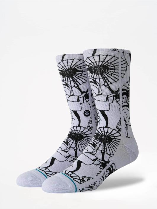 Stance Ponožky Lifestyle Kimono biela