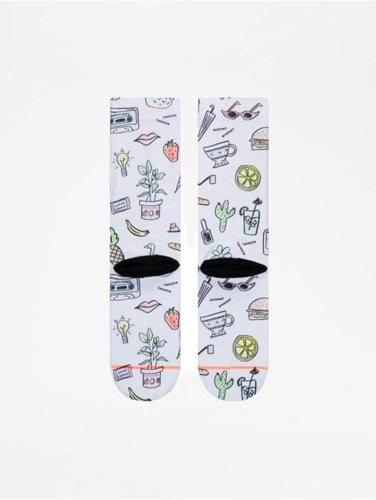 Stance Ponožky Foundation Shopping List biela