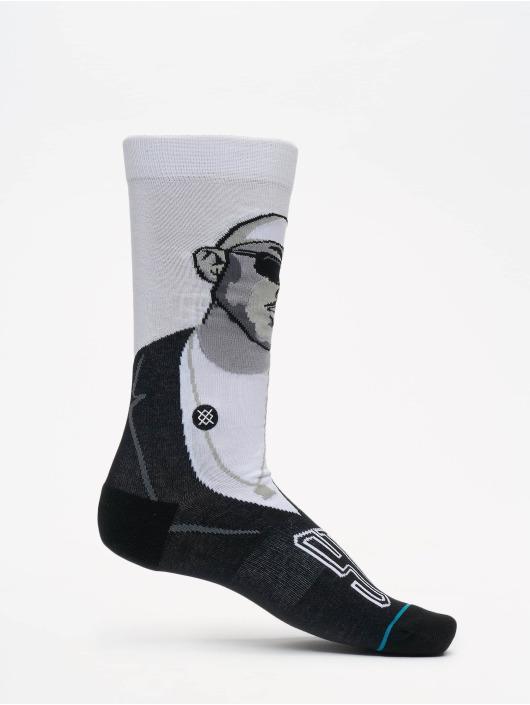 Stance Ponožky Premier And Guru biela