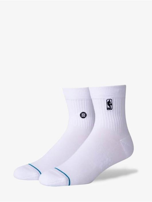 Stance Ponožky Logoman St Qtr biela