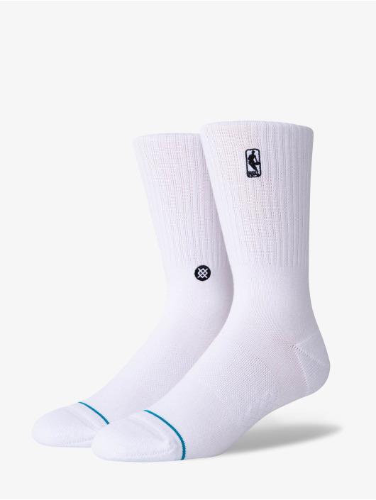 Stance Ponožky Logoman St biela
