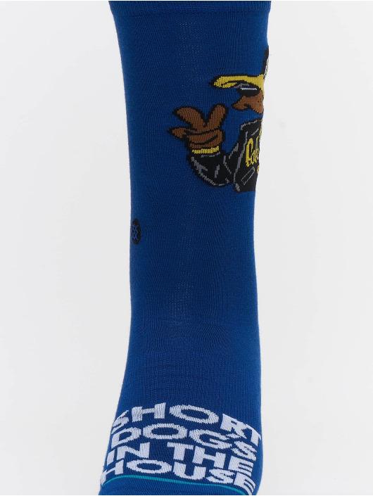 Stance Ponožky Short Dog modrá