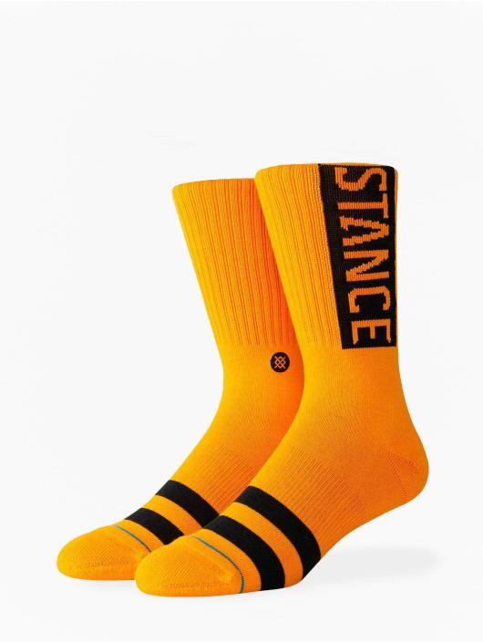 Stance Ponožky OG oranžová