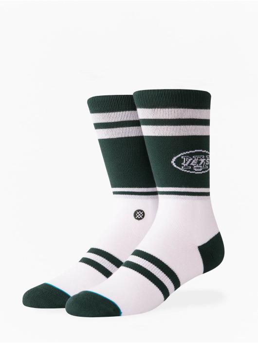 Stance Ponožky Jets Logo zelená