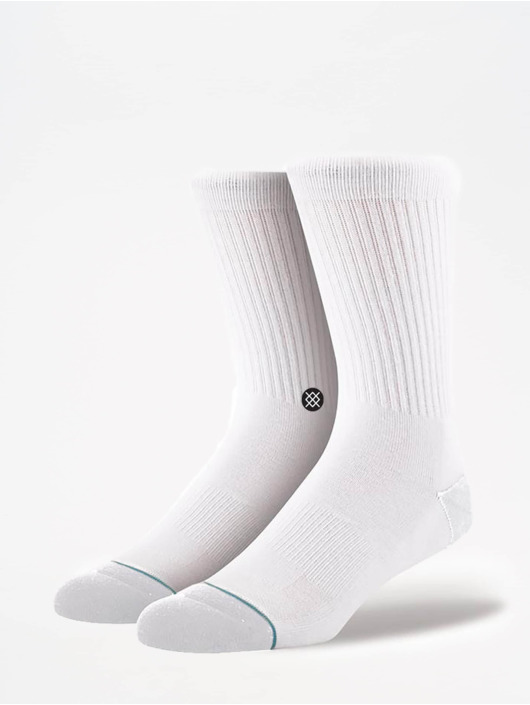Stance Skarpetki Uncommon Solids Icon 3 Pack bialy