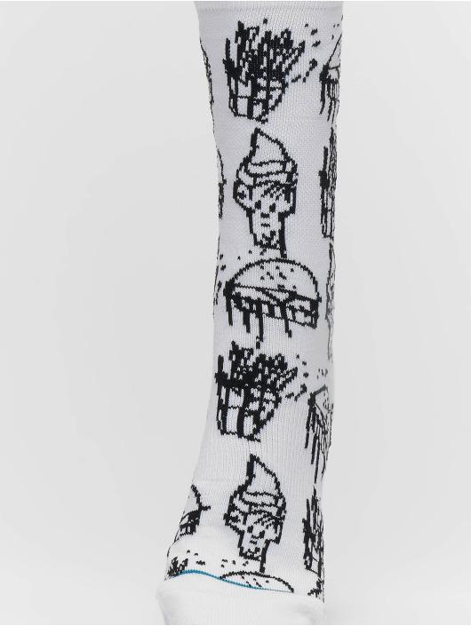 Stance Skarpetki Delight bialy
