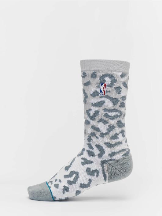 Stance Skarpetki NBA On Court Collection Logoman szary