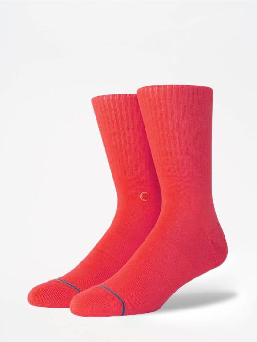 Stance Socken Uncommon Solids Icon blau