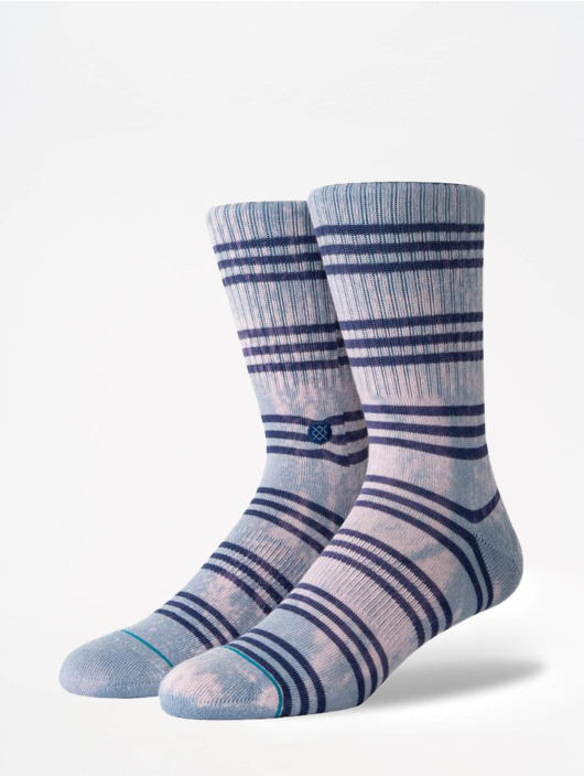Stance Socken Foundation Kurt blau