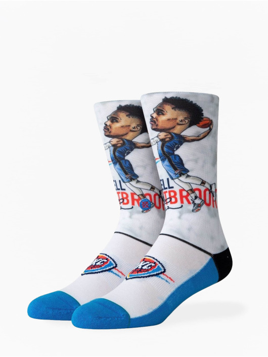 Stance Socken Westbrook Big Head blau