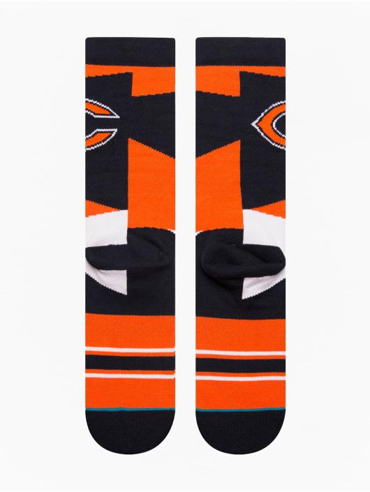 Stance Socken Bears Retro blau