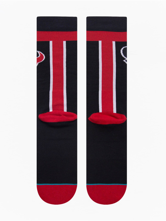 Stance Socken Texans Battle Red blau