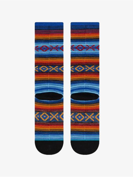 Stance Socken Slap Stick blau