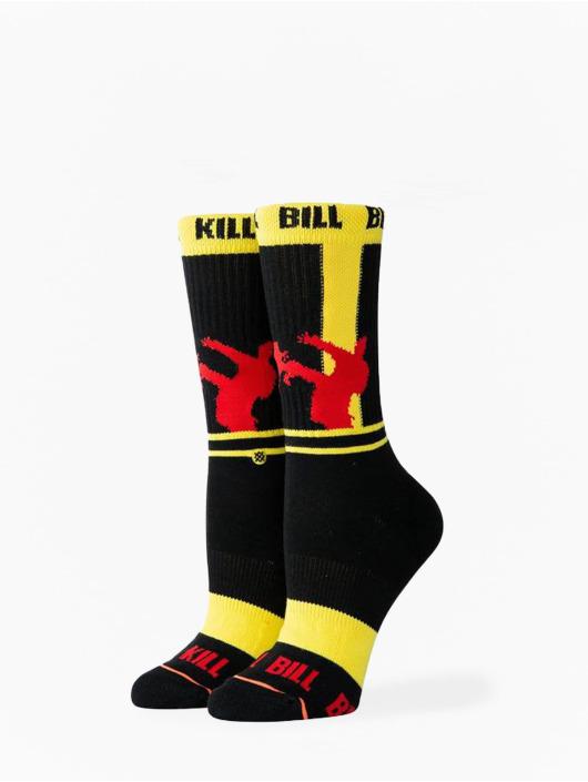 Stance Socken KB Silhouettes gelb