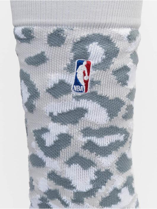 Stance Socken NBA On Court Collection Logoman grau