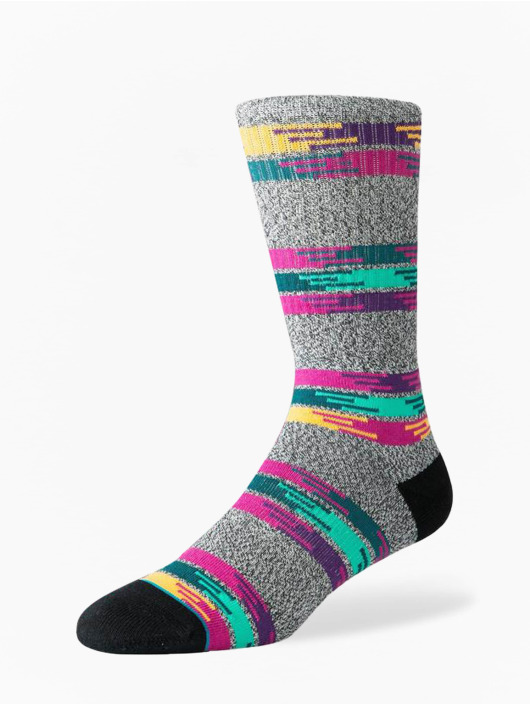 Stance Socken Jackee grau