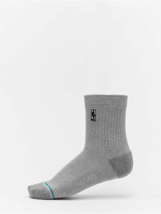 Stance Socken Logoman St Qtr grau