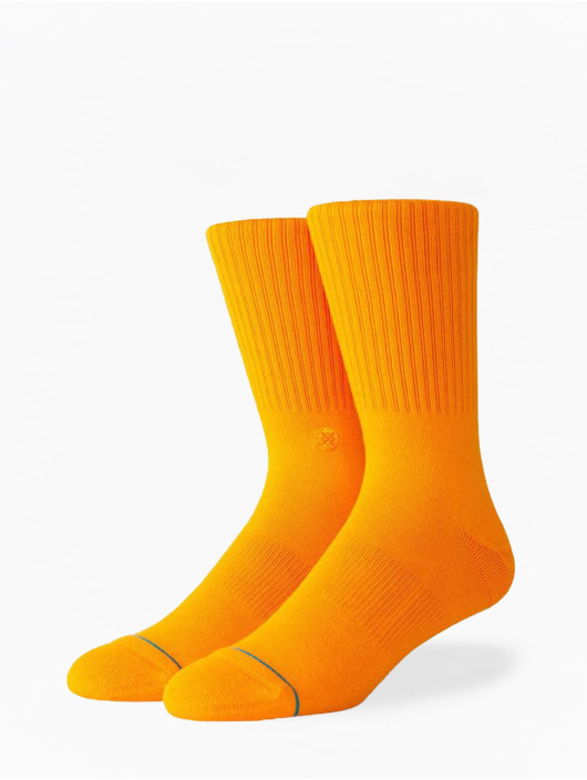 Stance Socken Icon orange